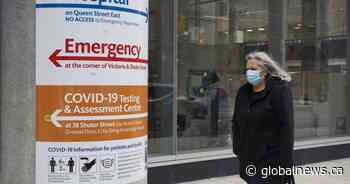 Ontario reports more than 3,400 new coronavirus cases, 69 deaths