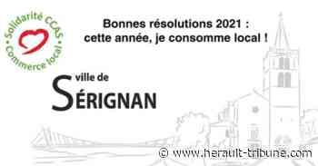 SERIGNAN - Opération solidarité commerce local : le CCAS soutient les aînés et les petits commerces - Hérault-Tribune