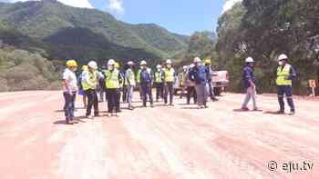 Inspección técnica a la carretera Tarija – Villamontes evidencia trabajo de la ABC - eju.tv