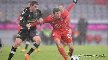 Joker Petersen trifft direkt: Bayern entwischt Ein-Ballkontakt-Frust gerade so