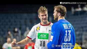 Mit Kastening auf dem Zimmer: Recke Fabian Böhm glaubt an erfolgreiche Handball-WM - Sportbuzzer