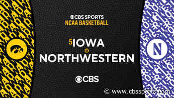 Iowa vs. Northwestern: Live stream, watch online, TV channel, coverage, tipoff time, odds, spread