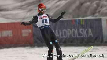 Skispringen: Eisenbichler zeigt soliden Wettkampf, Geiger hat große Probleme