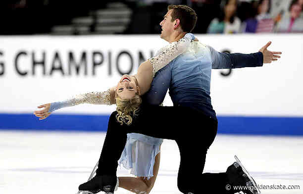 Knierim and Frazier take title in US Nationals debut