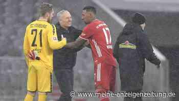 """Boateng witzelt über Freiburg: """"Schön, dass sie das gedacht haben"""" - Kahn äußert sich über mögliche Winter-Transfers"""