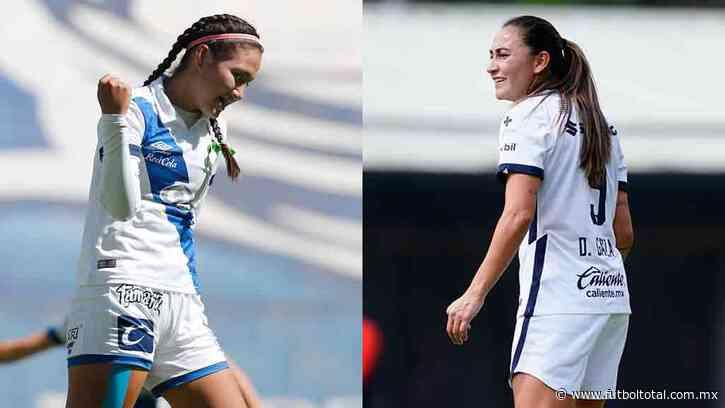 Dónde ver en VIVO el Puebla vs Pumas de la Liga MX Femenil