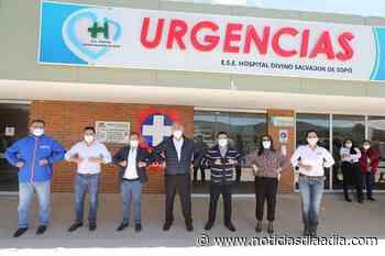 En servicio nueva UCI en Hospital de Sopó, Cundinamarca - Noticias Día a Día