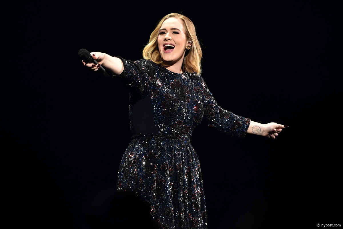 Adele's pal: I've heard 'amazing' new music, this is when it's dropping - New York Post