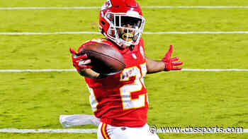 AFC Divisional Playoffs: Chiefs' Clyde Edwards-Helaire ruled out vs. Browns due to injury, per report