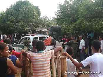 Mataron a dos personas en Barranco de Loba (Bolívar) - RCN Radio