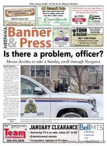 Friday, January 15, 2020 Neepawa Banner & Press - myWestman.ca