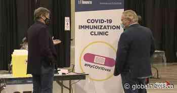 Coronavirus: Latest developments in the Greater Toronto Area on Jan. 17