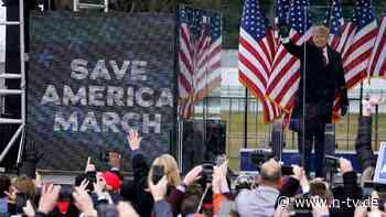 Aufruf zu Spendenstopp: US-Firmen wenden sich von Trumps Partei ab