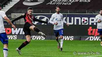 "Abraham sagt ""Adiós"": Comebacker Jovic schießt Schalke doppelt ab"