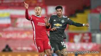 Liverpool vs. Manchester United player ratings: Thiago sharp for Reds; Marcus Rashford falls flat