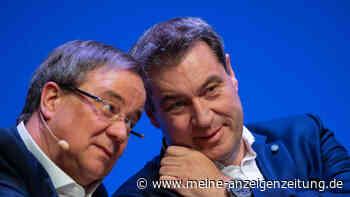 CDU-Parteitag: Unions-Anhänger mit vernichtendem Kanzler-Urteil über Laschet - Söder bringt sich in Stellung