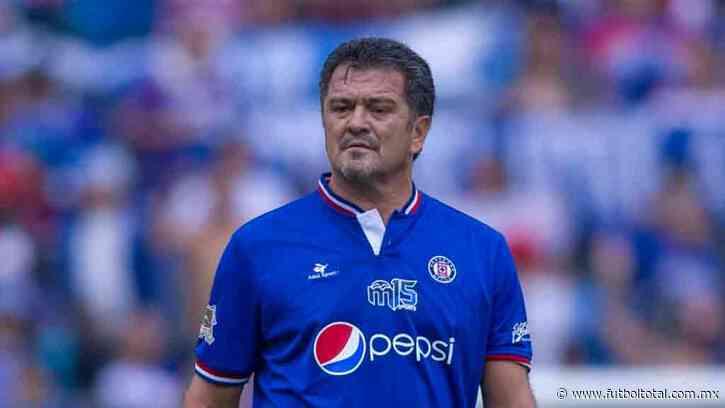 Carlos Hermosillo explotó tras derrota de Cruz Azul