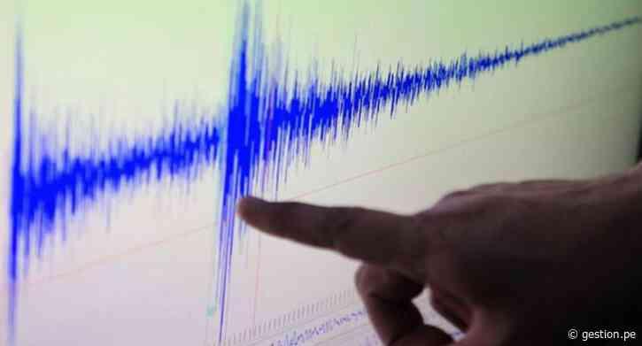 Sismo de magnitud 4,3 se reportó esta tarde en Chilca, según informó el IGP - Diario Gestión