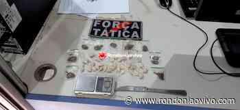 BECO BARIRI: Mais um flagrante de tráfico de drogas é registrado na zona Sul - Rondoniaovivo