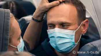 """""""Affront gegen russische Bürger"""": Biden und EU verurteilen Festnahme Nawalnys"""
