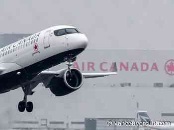 COVID-19: More January flights added to B.C. exposure list