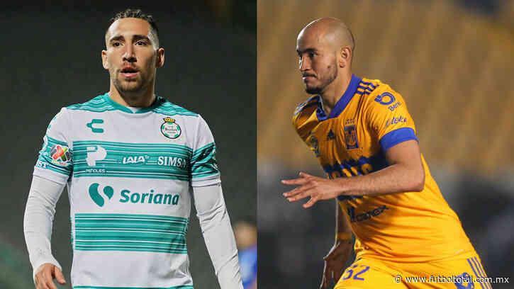 Dónde ver EN VIVO el Santos vs Tigres del Guard1anes 2021