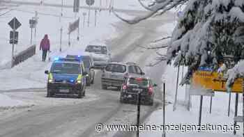 Wetter in Deutschland: Alarmstufe Rot! Schnee-Massen schlucken Teile der Republik - Todesdrama im Wald