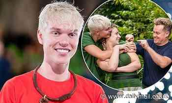 I'm a Celebrity: Evictee Jack Vidgen says he's 'grateful' for making friends in the jungle