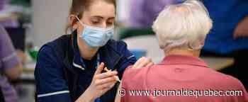 Le Royaume-Uni élargit sa campagne de vaccination