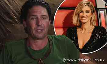 I'm a Celebrity's Colin Fassnidge reveals the one star he dreaded seeing in the jungle