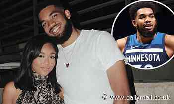 Jordyn Woods shows her support for boyfriend Karl-Anthony Towns with sweet message