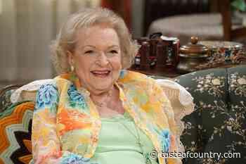 Betty White Shares How She's Spending Her 99th Birthday
