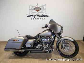 Harley-Davidson STREET GLIDE BAGGER1800 2012 à 22500€ sur BEGLES - Occasion - Motoplanete
