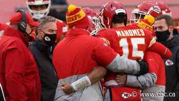 Mahomes suffers concussion in 3rd quarter, exits divisional-playoff against Browns