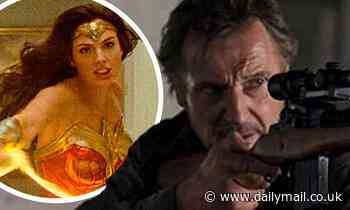 Liam Neeson's thriller The Marksman dethrones Wonder Woman 1984 after four weeks