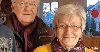 Marianne Funk und Walter Funk aus Bollendorf haben Goldene Hochzeit. - Trierischer Volksfreund