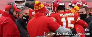 Les Chiefs gagnent, mais perdent Patrick Mahomes