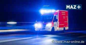 Unfall in Blankenfelde-Mahlow: Autos kollidieren auf L40/Zossener Damm - Märkische Allgemeine Zeitung