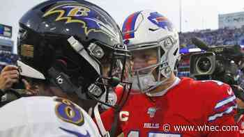 Bills fans donate to Ravens QB's favorite charity after injury