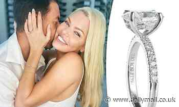 Sophie Monk's fiancé Joshua Gross is revealed to have paid $50,000 for her custom engagement ring