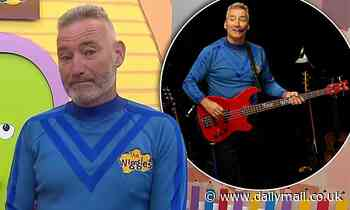 Blue Wiggle Anthony Field speaks with a croaky voice on Today show