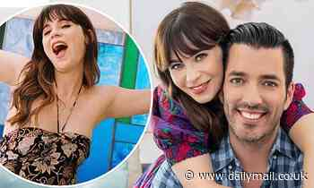 Property Brothers star Jonathan Scott gushes about Zoey Deschanel as she turns 41