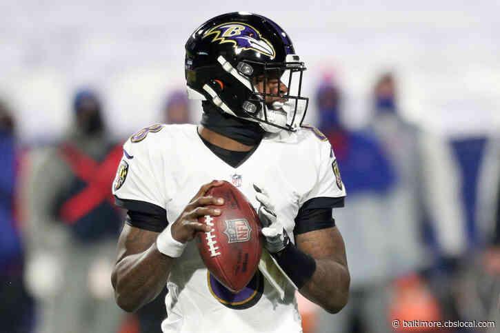 Buffalo Bills Fans Donate To Lamar Jackson's Favorite Charity After Ravens QB's Concussion