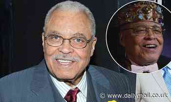 James Earl Jones is 'feeling fantastic and grateful' on his 90th birthday