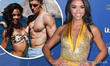 Covid: Dancing On Ice stars 'livid as Vanessa Bauer lives with her boyfriend'