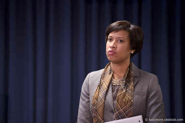 DC Mayor Muriel Bowser Says Military's Support Is 'Necessary' To Ensure Smooth Transition Of Power For Inauguration
