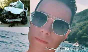 """""""Addio Manuel"""". 19 anni, la sua vita è finita su una strada: l'auto si è disintegrata - Caffeina Magazine"""