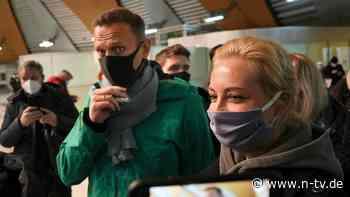 Nach Festnahme Nawalnys: Druck auf Moskau wächst