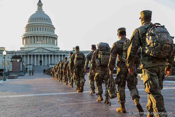 FBI Vetting Guard Troops In DC Ahead Of Inauguration Amid Fears Of Insider Attack