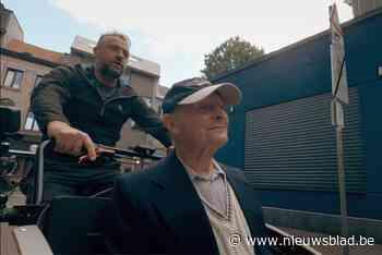 """Marcel Antonissen (86) op stap met Tom Waes: """"Hij mag altijd nog eens langskomen"""""""